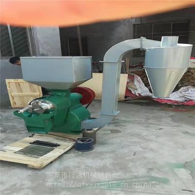 厂家直销杂粮脱皮机 双风道碾米机 新型打米机 杂粮剥壳机 抛光机