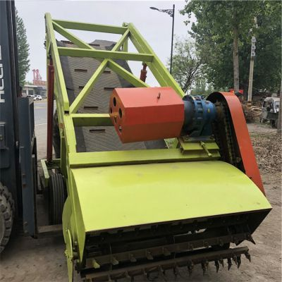 青储池专用扒草机 青贮取料机注重细节生产