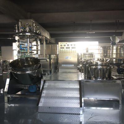 中型搅拌罐价格 武汉新型化妆品机械