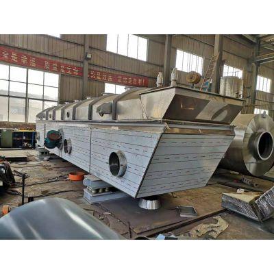 大型振动流化床干燥机生产制作中