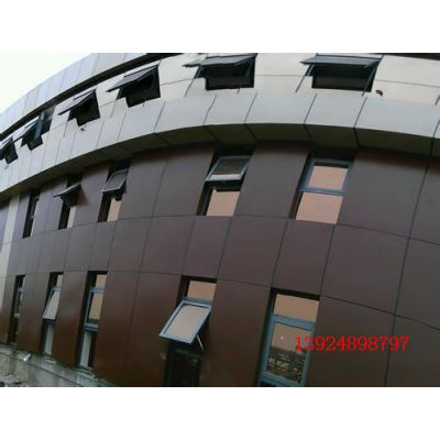 武汉酒店外墙铝单板价格 外墙铝单板厂家