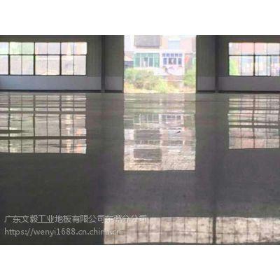 深圳罗湖区金刚砂地面起灰处理+金刚砂固化地坪+耐磨地坪翻新