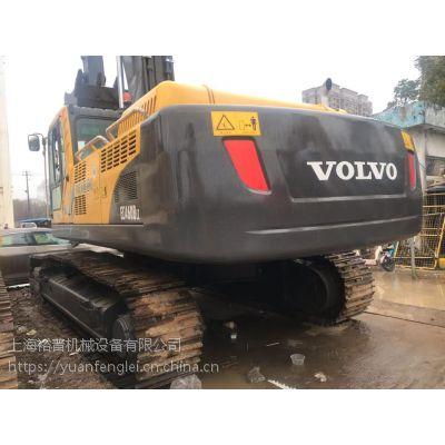 沃尔沃460二手挖掘机市场