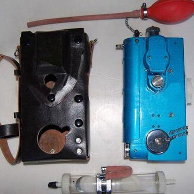 矿用甲烷测定器 矿用CJG10型光干涉甲烷检测仪