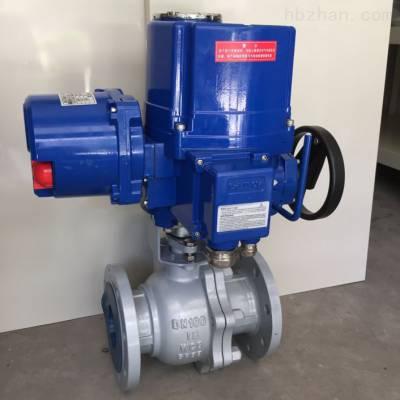 可诺泵阀DQ941F防爆电动低温球阀