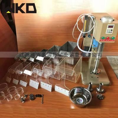 江西实验室多槽浮选机 科研用药剂试样浮选仪器 多规格玻璃浮选槽出售