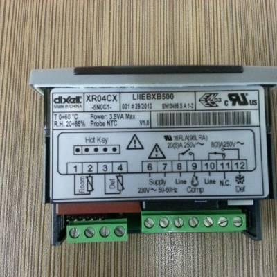 意大利dixell小精灵温控器XR06CX-5N0C1