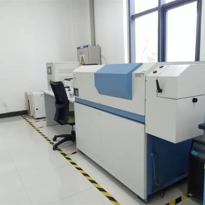 ARL3460光谱仪激发能量不足,样品白点,惠更斯仪器上门检查维修