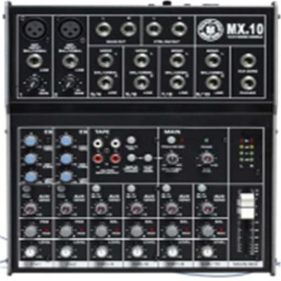 12路带效果带4编组带MP3调音台MXi1422CFX服务-热线:4001882597