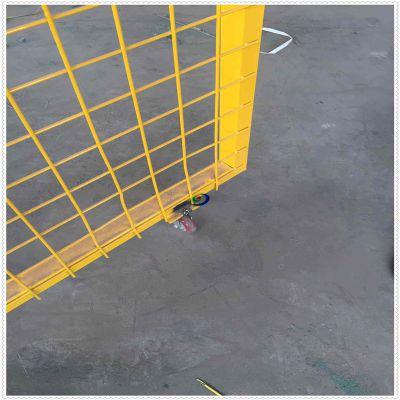 机器设备隔离网 包塑车间隔离网 井冈山金属防护网