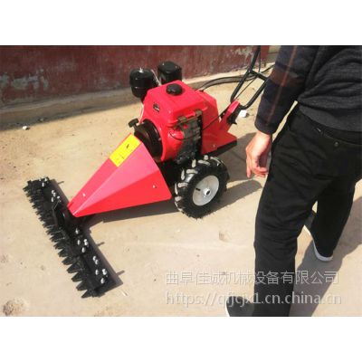 供应汽油剪草机手扶柴油剪草机宽幅割苜蓿草机
