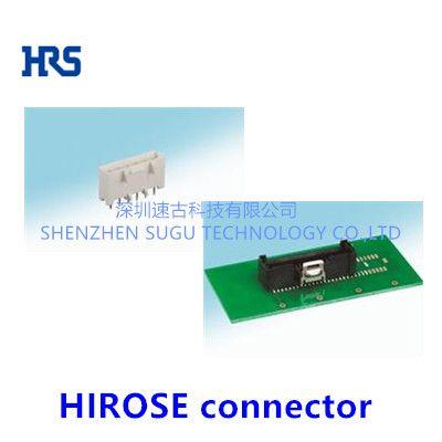 DF40HC(4.0)-80DS-0.4V广濑HRS板对板与夹层连接器