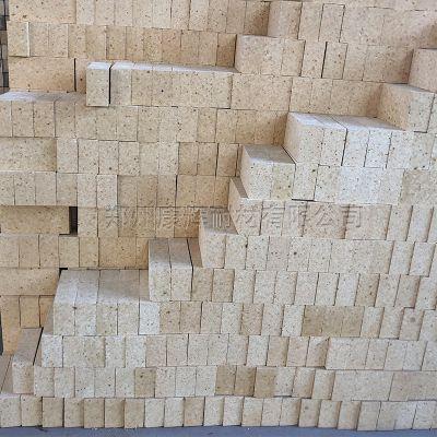 康辉耐材直销 高铝耐火砖 可根据图纸铝含量定做 耐高温高强度 质量达标