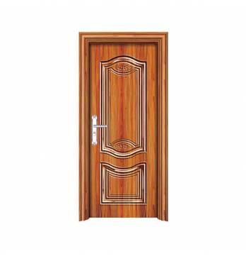 深圳口碑好钢质转印房间门需要多少钱 欢迎咨询 广东君鼎门窗实业供应