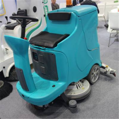 路面清洗机生产厂家 中型洗地机销售 电动路面清洗机价位