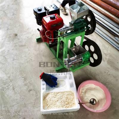 空心棒食品膨化机 七用流动玉米加工食品膨化机 小型食品膨化机