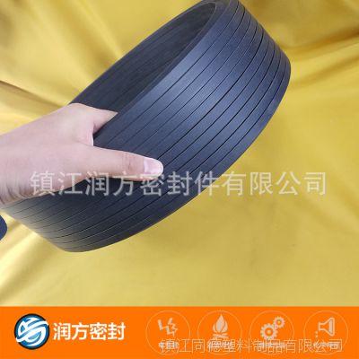 超强耐磨系数:聚四氟乙烯PTFE填充改性增强级别碳纤维密封件制品