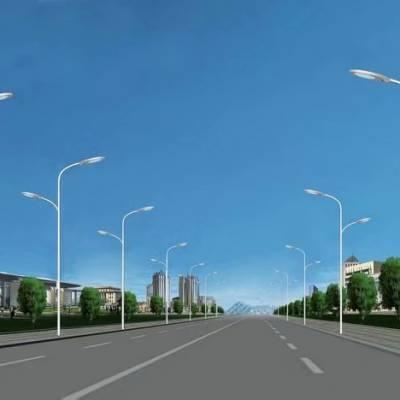 江苏高邮路灯生产厂家 LED市政路灯生产基地