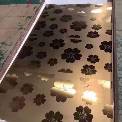 不锈钢压花板_爆款ktv压花门板彩色不锈钢压花板