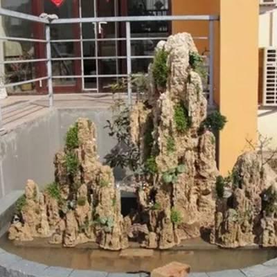 太原假山流水设计-太原假山流水-太原恒阳