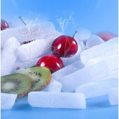 上海干冰公司 供应生物医药冷冻 植物样本样品标本冷藏干冰保存食品级干冰