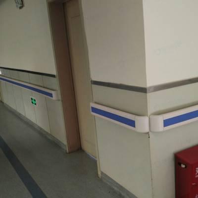 医院专用防撞扶手批发 PVC医院敬老院楼道走廊无障碍防撞扶手程益防护