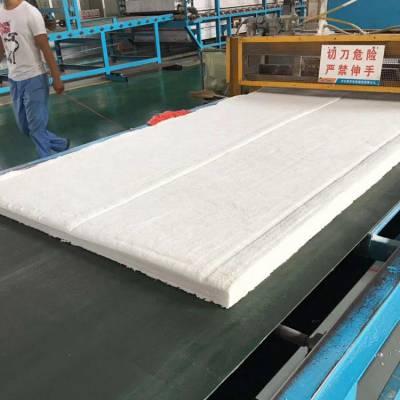 高密度硅酸铝纤维毯4公分含税多少钱