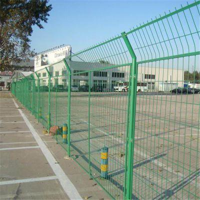 生产框架护栏网 优质护栏网 小区学校金属网墙