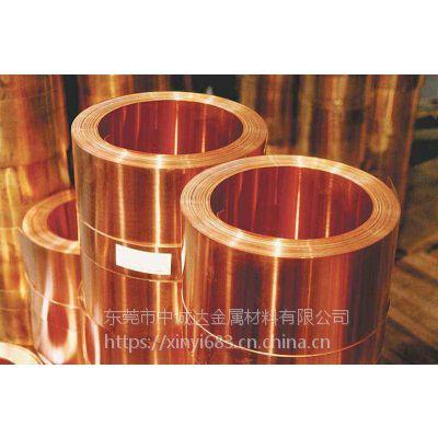 批发二号无氧铜TU2价格TU2铜带