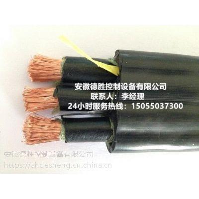 德胜KGG铜芯硅橡胶绝缘硅橡胶护套控制电缆3*16mm2实惠的