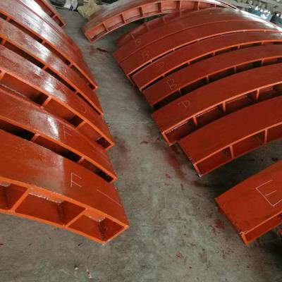 地铁盾构延伸钢环价格 盾构延伸环照片