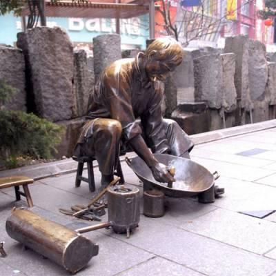 城市锻铜雕塑多少钱-河北城市锻铜雕塑-济南京文雕塑***厂家