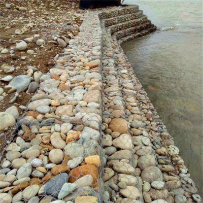 河道石笼网-石笼网格宾-镀锌石笼网-石笼网厂家-加筋石笼网