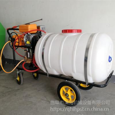 全自动能打50米打药喷雾器大容量打药机 柴油自走式喷雾器