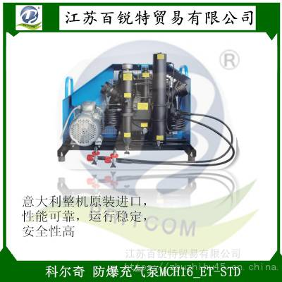 供应防爆充气泵MCH16_ET-STD 科尔奇便携空气压缩机315升