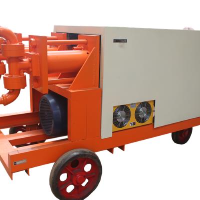 厂家双液注浆机 WY90-125注浆机,隧道双缸注浆泵