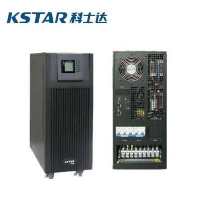 原装科士达UPS电源YDC9106S高频不间断电源4800W负载 标机