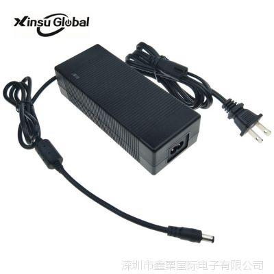 12.6V8A充電器 12.6V8A 美規UL認證 12.6V8A鋰電池充電器
