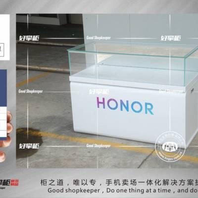供应荣耀3.6新款手机柜台制作厂家