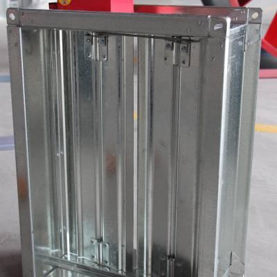 厂家直销 专业生产 全自动排烟阀 3C认证 电动防火阀