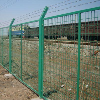 铁路防护栅栏 铁路专用隔离栅 围栏网厂家河北优盾专业护栏网