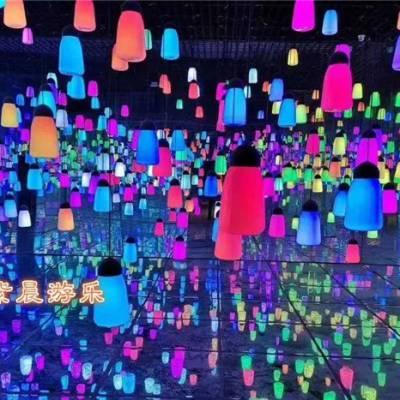 室内游乐设备(图)-爱情博物馆镜子迷宫-镜子迷宫