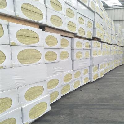 外墙高密度岩棉板 生产120kg岩棉复合板质量保证