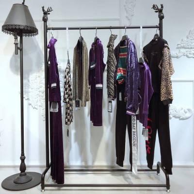 瑞琳珈娜女装 时尚女装批发在北京哪里 淘宝直播卖的品牌折扣在哪进货 西柳商贸城大码批发