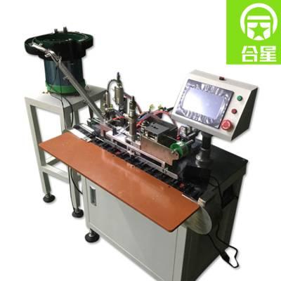 全自动USB焊锡机器人焊接机器设备苹果Type-c数据线自动化焊锡机