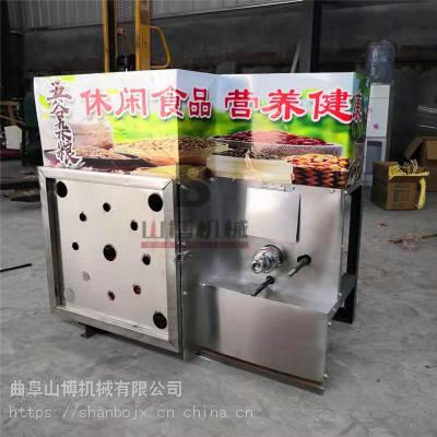 集市流动膨化机 箱式暗仓五谷杂粮玉米膨化机