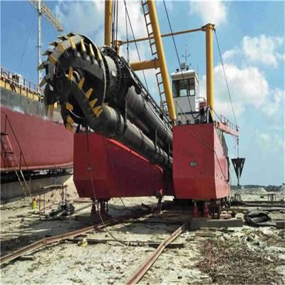 大型河道吹填绞吸式挖泥船施工方案-启航疏浚(推荐商家)