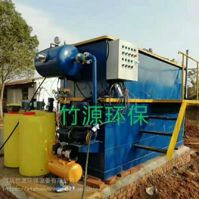 赣州养猪场污水处理设备技术咨询-竹源环保