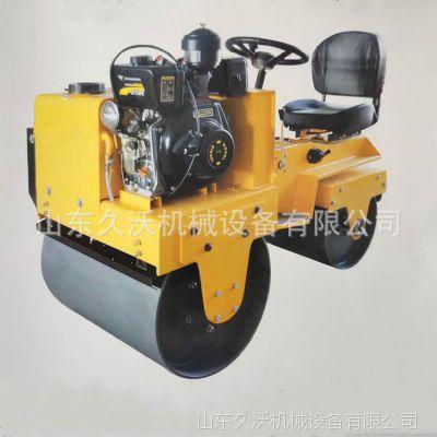 制造厂家热卖小型压路机驾驶式 压土机3吨1震动全液压座驾压路机