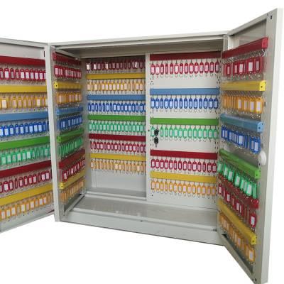 埃克萨斯推拉式钥匙柜TL-1物业专用大型落地钥匙箱电子钥匙柜智能管理系统热电厂专用厂家直销